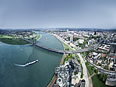 Germany, Duesseldorf, View of city - MF000576