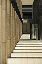 Germany, Berlin, Empty alley - FB000072