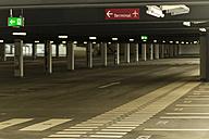 Germany, Berlin, Empty new airport - FB000073