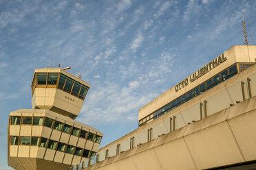 Germany, Berlin, View of Berlin Tegel Airport - FB000085