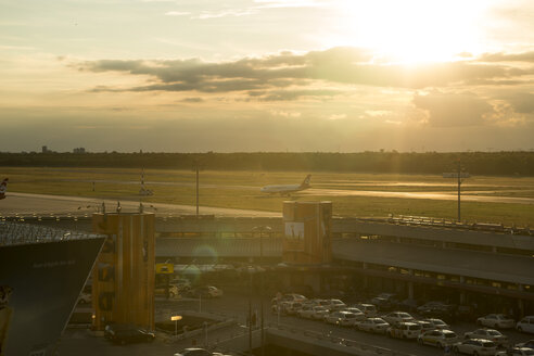 Germany, Berlin, View of Berlin Tegel Airport - FB000089