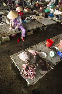 Vietnam, Hoi An, Food market - MBE000617