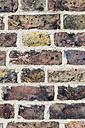 United Kingdom, Clinker wall - ELF000401