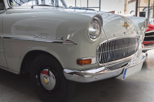 Germany, Bavaria, Opel Rekord oldtimer - HA000191