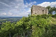 Germany, Baden Wuerttemberg, Constance, View of ruin of St Ursula chapel - EL000346