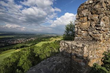 Germany, Baden Wuerttemberg, Constance, View of hegau landscape - EL000348