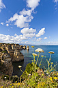 Portugal, Lagos, View of Ponta da Piedade - WDF001912