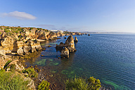 Portugal, Lagos, View of Ponta da Piedade - WDF001911