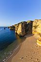 Portugal, Lagos, View of Dona Ana beach - WDF001886