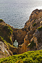 Portugal, Lagos, View of Ponta da Piedade - WDF001869