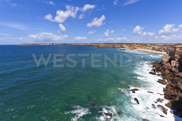 Portugal, Lagos, View of sea - WDF001858 - Werner Dieterich/Westend61