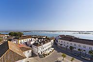 Portugal, Faro, View of Largo da Se - WDF001827