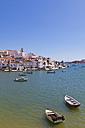 Portugal, Fishing boats near Portimao - WDF001812