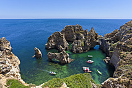 Portugal, Lagos, View of Ponta da Piedade - WD001772