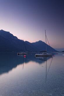 Austria, Tyrol, View of Achensee at dawn - GF000184