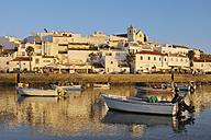 Portugal, Faro, View of Ferragudo - RUE001130