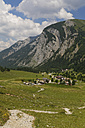 Austria, Tyrol, View of mountain pasture - GF000210