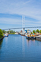 Germany, Mecklenburg-Vorpommern, View of bridge - MJ000342