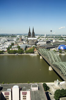 Germany, North Rhine Westphalia, Cologne, View of Cologne Cathedral - OD000303