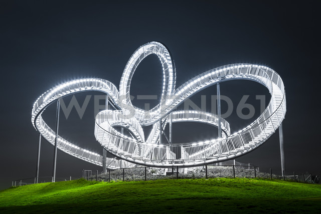 Germany, Duisburg, View of Tiger and Turtle - CP000018