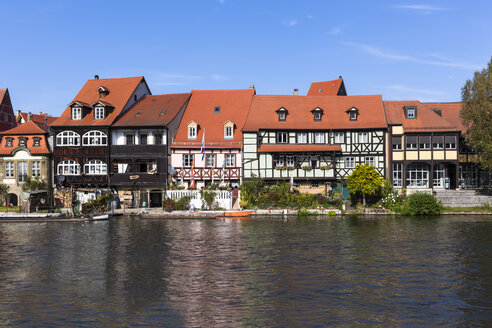 Germany, Bavaria, Bamberg, View of Little Venice - AMF000912