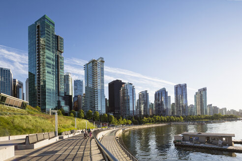 Canada, British Columbia, Vancouver, - FOF005194