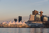 Canada, British Columbia, Vancouver,Skyline with  Canada Place and Lookout Tower - FOF005201