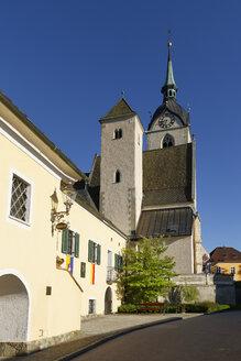 Austria, Carinthia, Carl Auer von Welsbach Museum and Parish church - SIEF004285