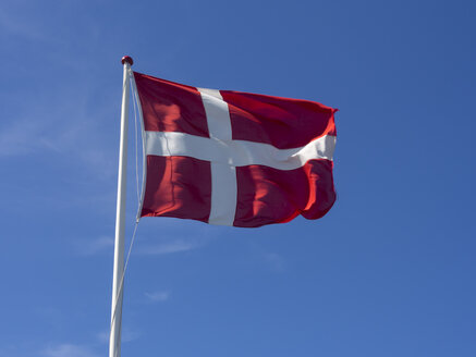 Denmark, View of danish flag - HHEF000036