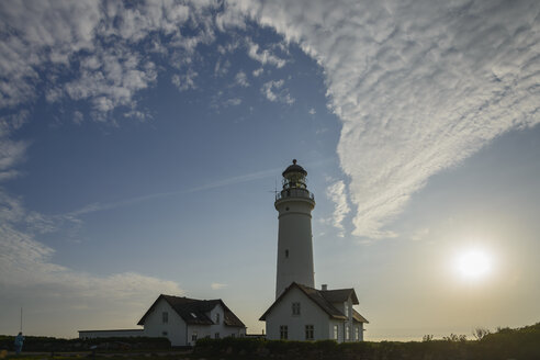 Denmark, View of lighthouse - HHE000050