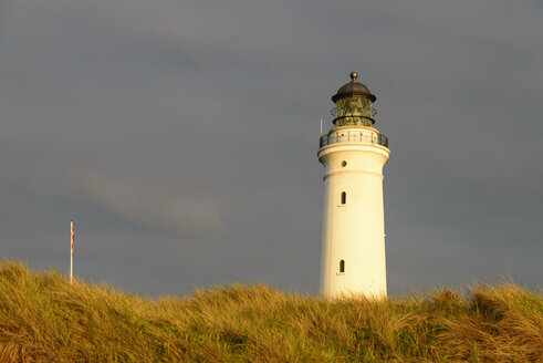Denmark, View of lighthouse - HHEF000052