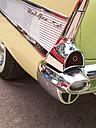 Germany, Hesse, Vintage car of Chevrolet Bel Air - BSC000354