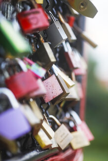 Germany, love locks - JTF000488