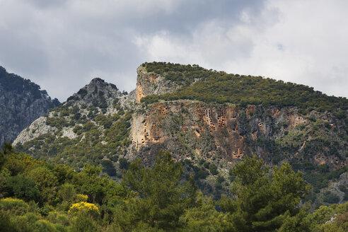 Turkey, Aegean, Necropolis of Pinara in Xanthos Valles - SIE004351