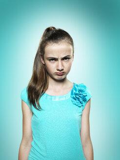Girl pouting - STKF000345