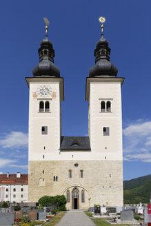 Austria, Carinthia, Gurk, view of Gurk Cathedral - SIE004362