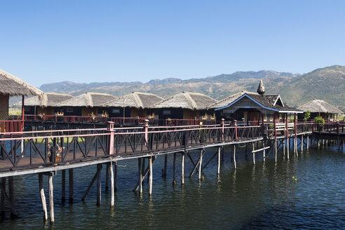 Myanmar, Resort at Lake Inle - DR000179