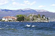 Italy, Stresa, Lago Maggiore, Isola Bella - DRF000158