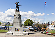 Canada, British Columbia, Victoria, War memorial To Our Glorious Dead - FO005310