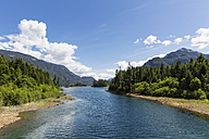 Canada, Vancouver Island, Strathcona Provincial Park, Buttle Lake - FOF005347