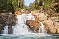 Canada, Vancouver Island, Myra Falls - FO005318