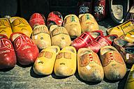 Netherlands, Delft, Traditional Dutch clogs - EL000433