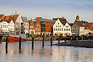 Germany, Husum, harbour - WI000053
