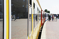 Germany, Lower Saxony, East Frisia, Langeoog, island railway - JAT000294