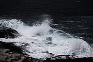 Croatia, Mediterranean Sea, ocean, surf at shore - FMKF000926