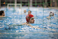 Water polo players in water - SEF000074