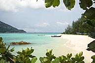 Thailand, Koh Lipe, Sunrise Beach - RNF001290