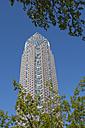 Germany, Hesse, Frankfurt, Trade Fair Tower - AM000949
