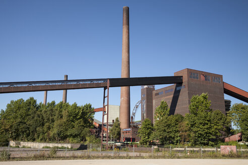 Germany, North Rhine-Westphalia, Essen, Zollverein Coal Mine Industrial Complex - WI000110