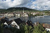 Switzerland, Canton Schaffhausen, old town of Stein am Rhein - EL000497